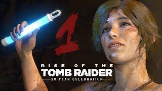 Лара Крофт в Сирии - Rise of the Tomb Raider прохождение #1