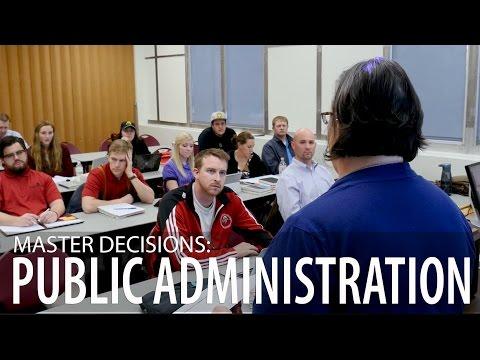 Master Decisions: Public Administration, Angela Pool-Funai
