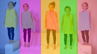 Five Little Monkeys Jumping Song I KLS Kid Songs and Nursery Rhymes