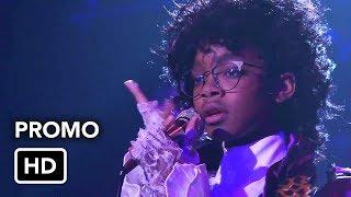 "Black-ish 5x04 Promo ""Purple Rain"" (HD) 100th Episode & Prince Tribute"