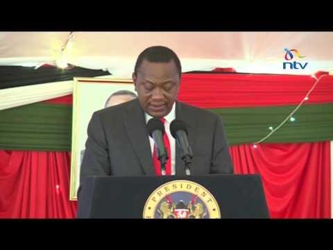 President Uhuru Kenyatta leads leaders in annual prayers for the nation