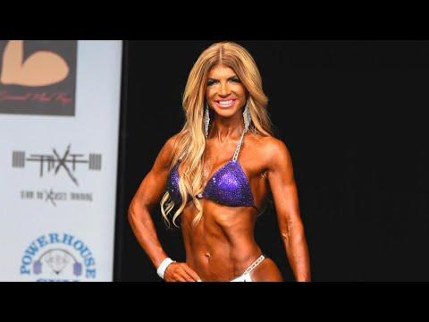 Real Housewife Teresa Giudice Flaunts Muscular Body