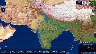 Geopolitical Simulator 4:  2018 - All Roads Lead to Delhi Ep. 7 - Rigging Foreign Elections