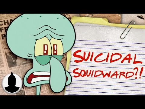 LOST SpongeBob SquarePants Episode?! The Terrifying Squidward Theory - Cartoon Conspiracy (Ep. 174)