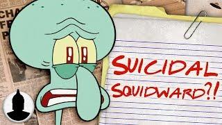 LOST SpongeBob SquarePants Episode?! The Terrifying Squidward Theory - Cartoon Conspiracy (Ep. 174)