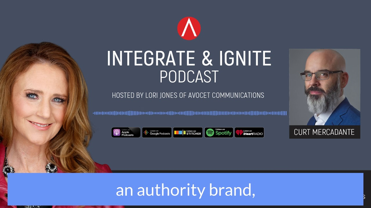 Integrate & Ignite Podcast: Within your ideas lies your authority