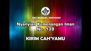 Download Mp3 Nyanyian Kemenangan Iman 139 Kirim Cah'yamu