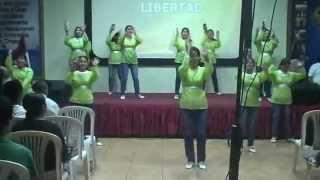 Canto, danzo, salto para Cristo - IACYM CNC