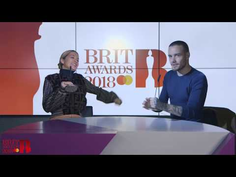 Cover Lagu Rita Ora and Liam Payne Play The BRITs Quiz! STAFABAND