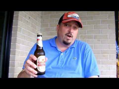 Castle Lager 5.0% ABV - SwillinGrog Beer Review