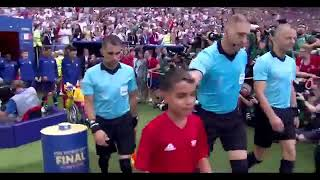 "France VS Croatia FIFA World Cup 2018 Highlight ""Super Football"""