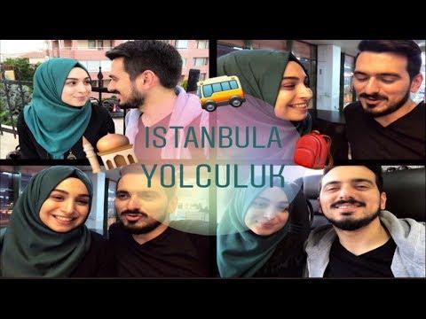 VLOG #14 | YOLCULUK İSTANBUL'A | BAZI YORUMLARA CEVAP! - HER ŞEY AŞKLA