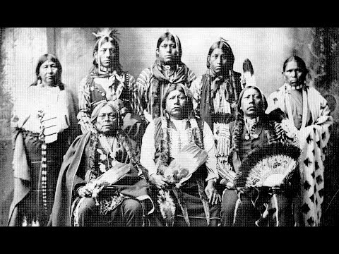 Tickanwa'tic: The Tonkawa People - Plains - History, Culture & Affiliations