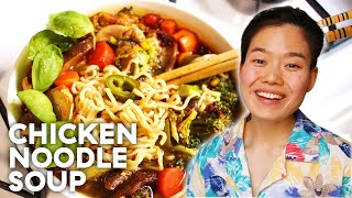 Cook With Me! Everything Is Optional Chicken Noodle Soup With June