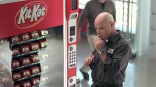 Kit kat commercial