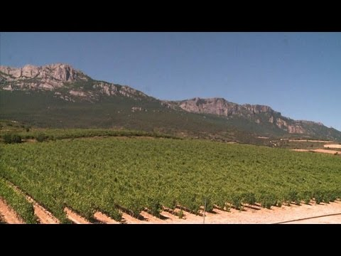 Spanish region uses wineries to draw tourists inland