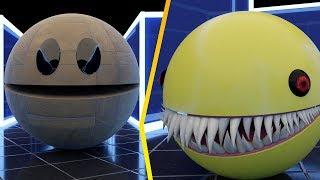 Granite Pacman Vs Pacman.Exe [CRAZY BATTLE]