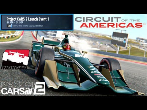 Project Cars 2 | INDY CAR Time Trial Event 1 | ONLINE Community Events