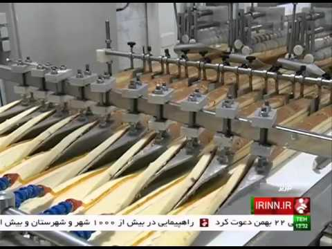 Iran East Azerbaijan, Biscuits & Chocolate products توليدات شكلات و بيسكويت آذربايجان شرقي ايران