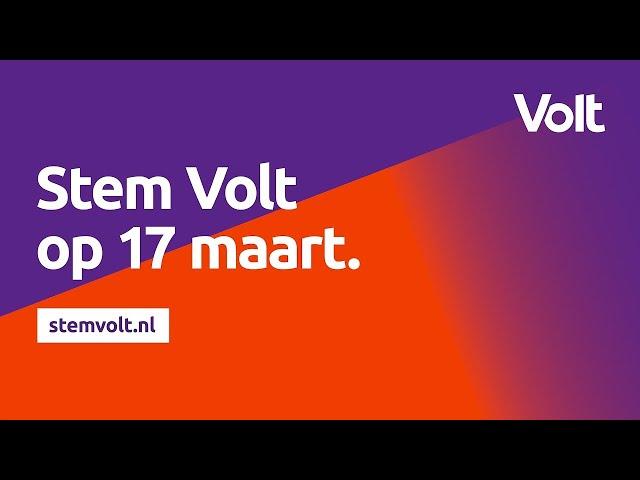 Volt Nederland - Grensregio's vormen het hart van Europa