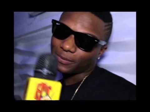 CHECKOUT WIZKID'S REACTION WHEN ASKED ABOUT HIS SECOND BABY MAMA (Nigerian Entertainment News)