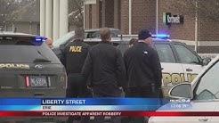 Northwest Savings Bank Robbery