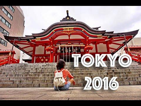 Tokyo 2016; Tokyo Disneyland y Ya tenemos cita para la VISA!