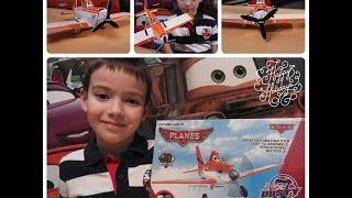 "Собираю 3Д пазл «Литачки. Самолеты: Огонь и Вода» 3D puzzle ""Litecky: rescue squad """