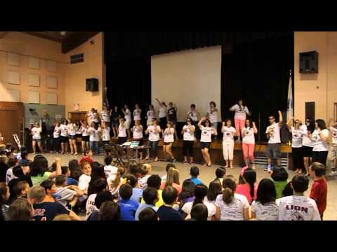 Veterans Park School Flash Mob