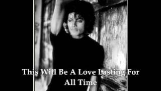 Michael Jackson Baby Be Mine with Lyrics