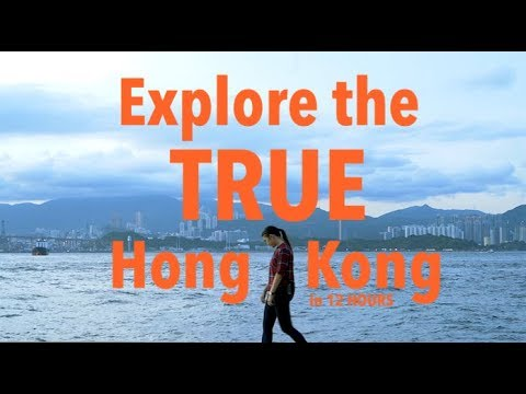 Explore the TRUE Hong Kong in 12HRS | Klook Travel
