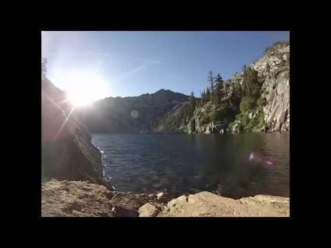 Big Blue Lake - Russian Wilderness