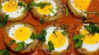 Nargisi Kofta Curry - Milind Sovani - High On Food