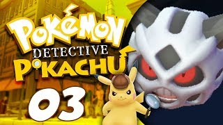 Let's Play Detective Pikachu - Episode 3
