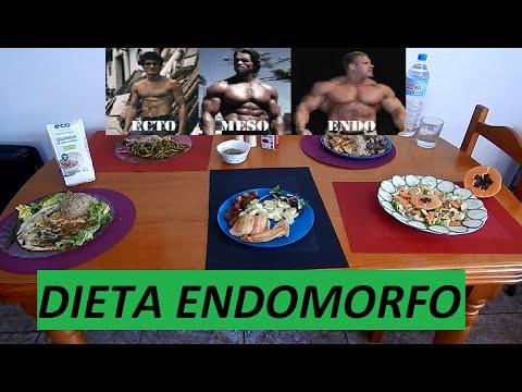 Dieta volumen limpio endomorfo