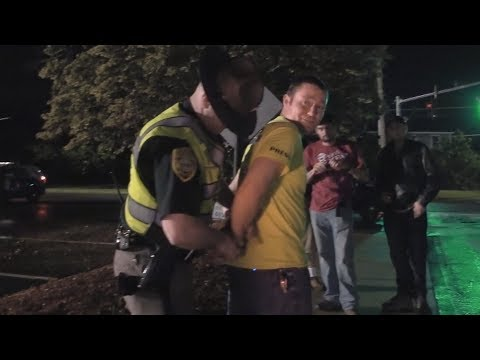 Nashua cops retaliate with arrest for filming checkpoint