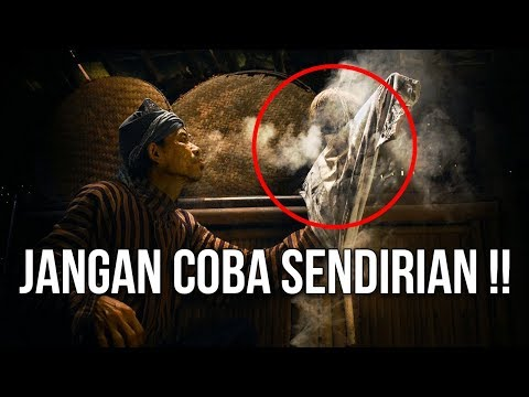 5 Ritual Pemanggil Hantu yang Dipercaya Masyarakat Indonesia
