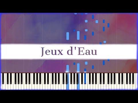 Ravel: Jeux d'eau [Synthesia] (M.30)