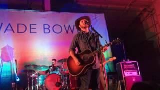 Wade Bowen - Who I Am (Live)