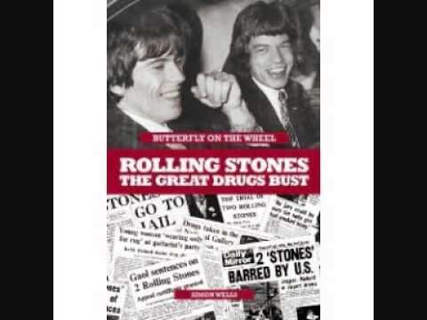 ROLLING STONES - THE GREAT DRUGS BUST! THE FULL STORY