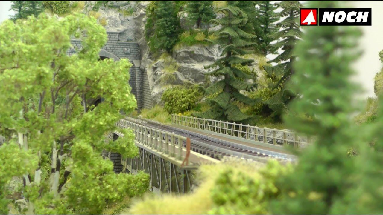 Noch Bastel Workshop Modell Landschaftsbau Teil 19 Von 24