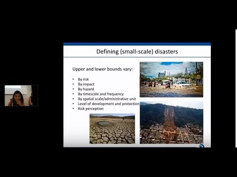 Disaster Risk Reduction: towards an integrated approach