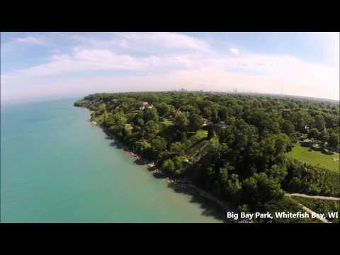 Big Bay Park, Whitefish Bay, WI