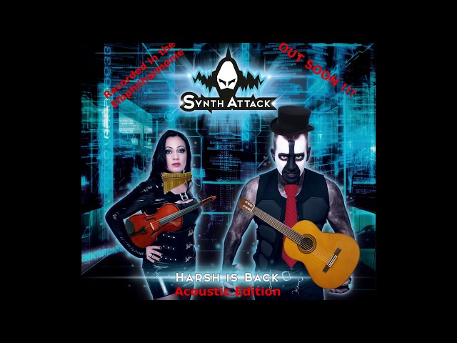 SynthAttack - Life is a Bitch - Acoustic Demo (April Fools Joke)