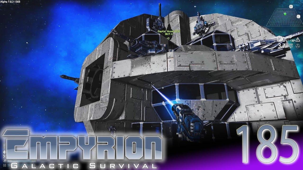M O D E R S  Build and Blueprint | Empyrion: Galactic Survival #185
