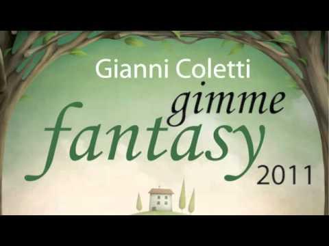 Gianni Coletti - Gimme Fantasy (Gianni Coletti 2011 Sax Extended)