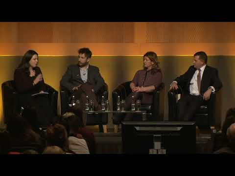 Powering the Future Workforce through Artificial and Human Intelligence Talent Summit 2018 Panel