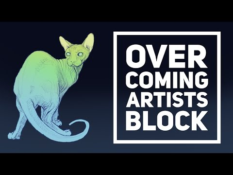 How to Fight Artists Block