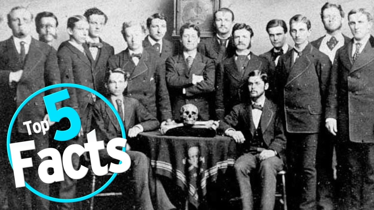 top 5 skull and bones facts youtube