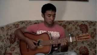 Сумерки - river flows in you на гитаре